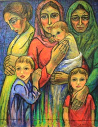 Internment painting