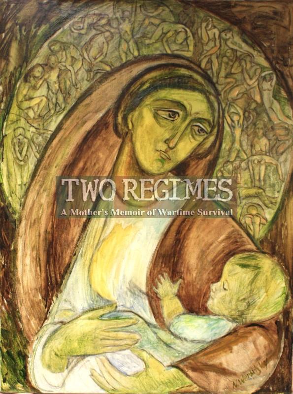 Eternal Motherhood painting