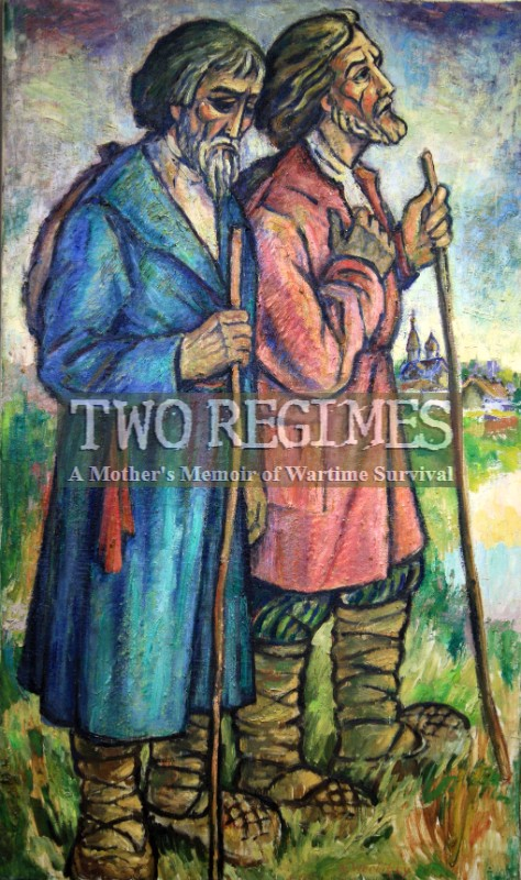Wanderers Restored painting